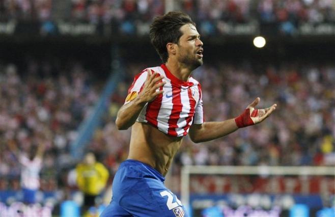 La situación de Diego Ribas con el Atlético de Madrid sufre un revés