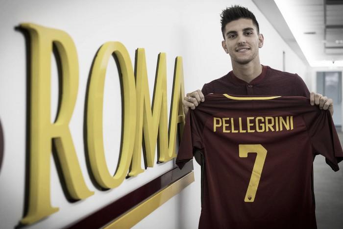 Roma anuncia retorno do meia Lorenzo Pellegrini junto ao Sassuolo