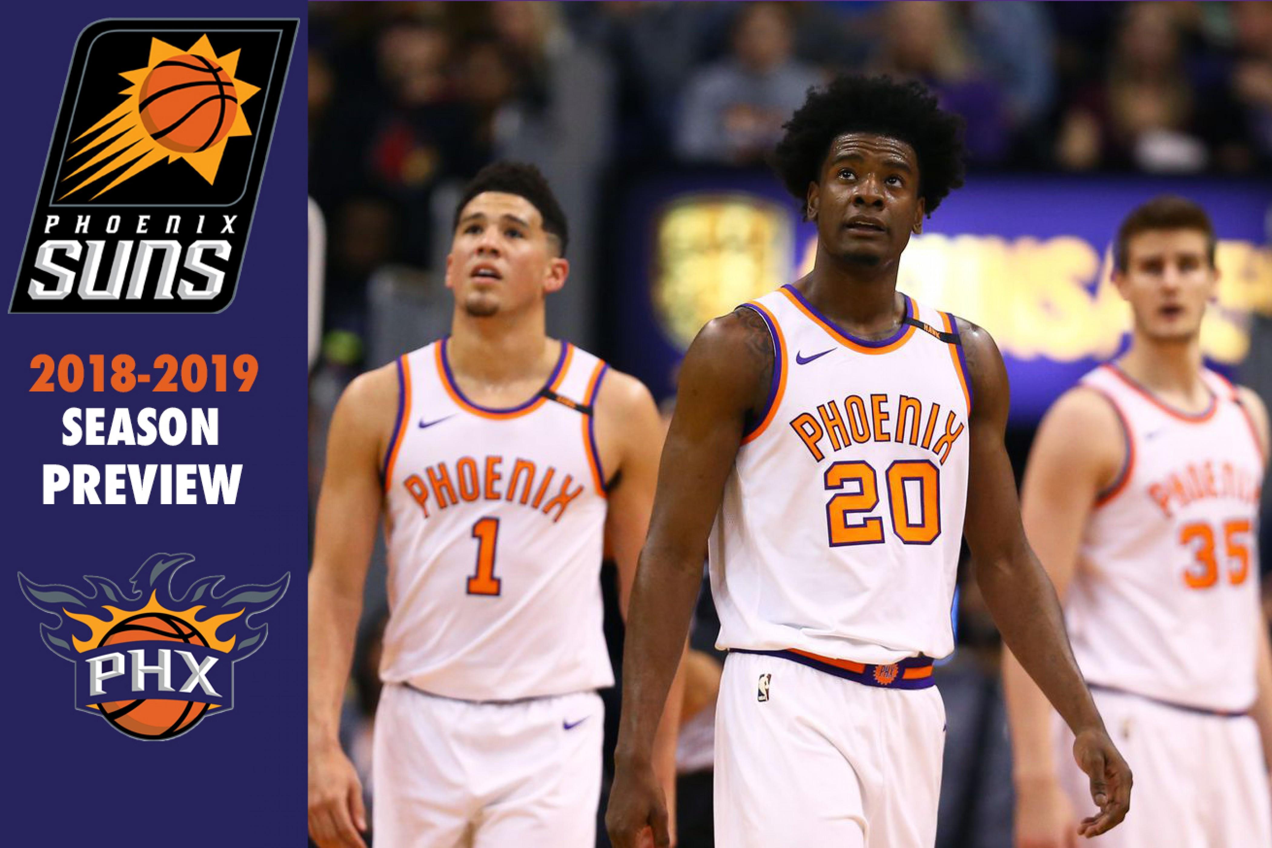 2018-2019 Preview: Phoenix Suns