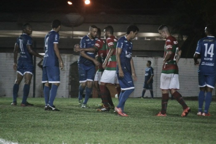 Parnahyba-PI bate Portuguesa e conquista primeiro triunfo na história da Copa do Brasil