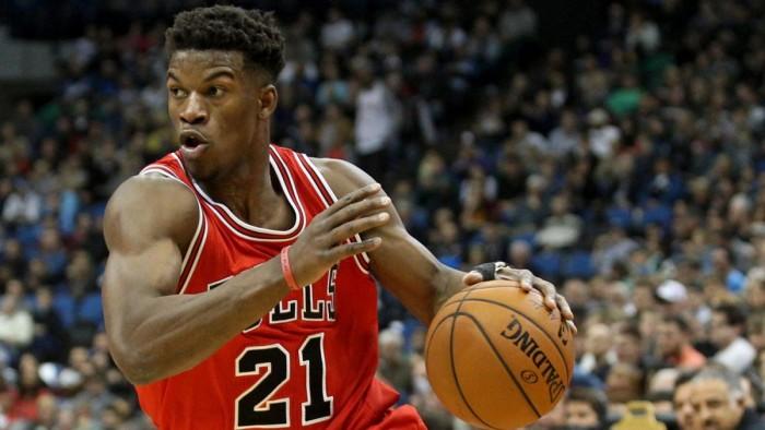 NBA, Butler Mvp: Chicago espugna Salt Lake City (77-85)