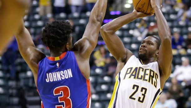 Indiana Pacers Waive Guard Toney Douglas