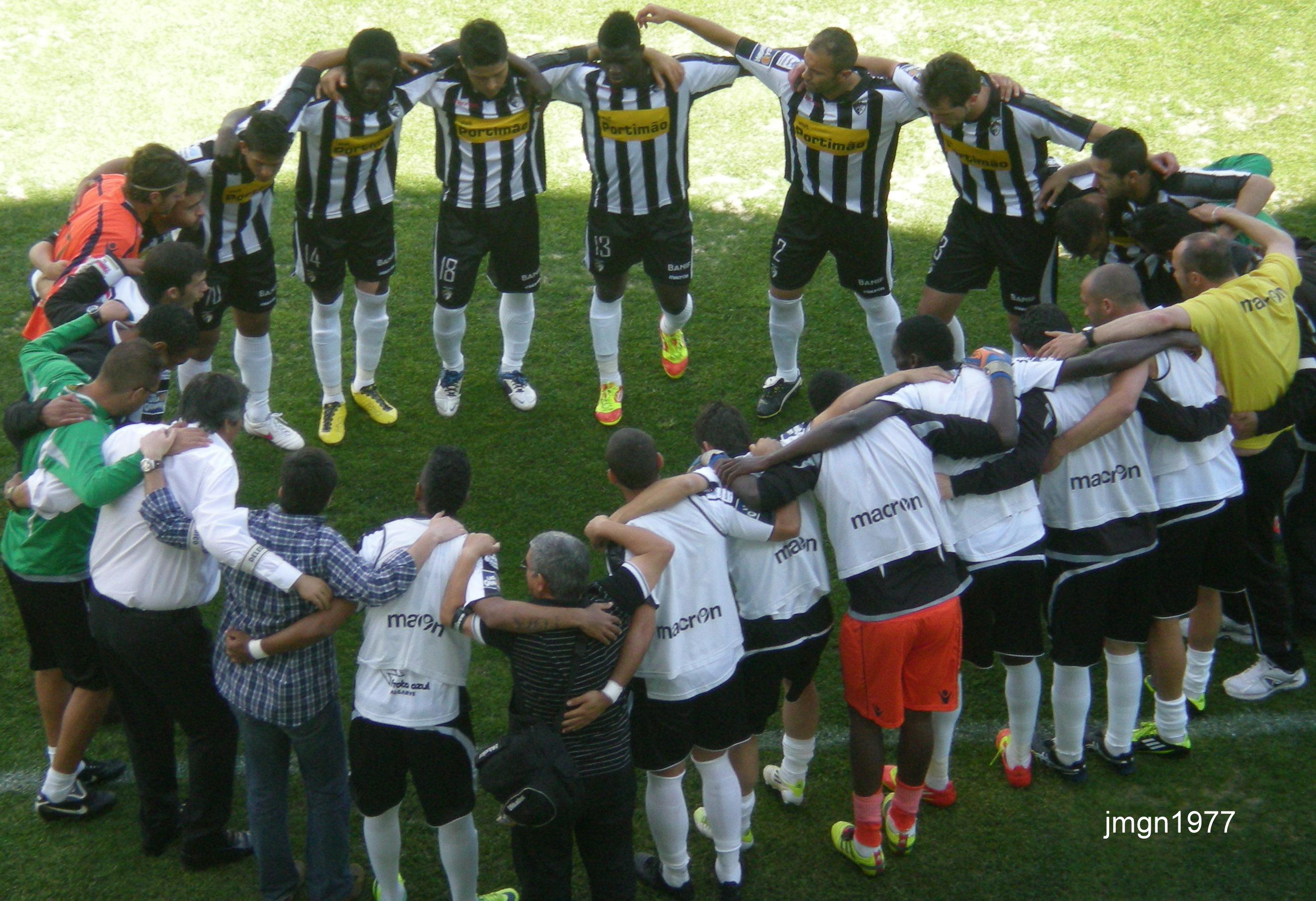 Portimonense se une a Atlético Tetuán en un momento difícil