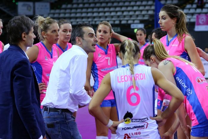 Volley A1 femminile - Nordmeccanica Modena?