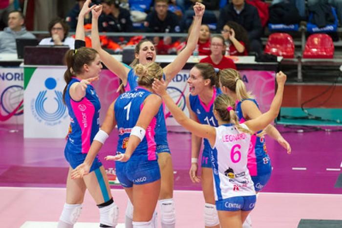 Volley A1 femminile - la Foppa si ferma: Piacenza in finale