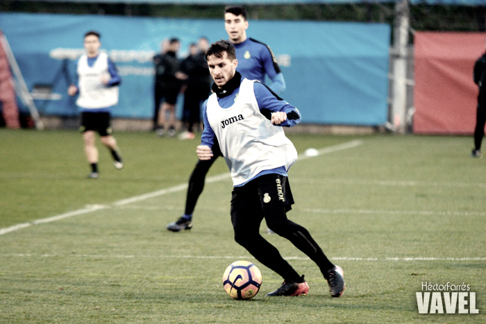Piatti y Víctor Sánchez no jugarán contra la Real Sociedad