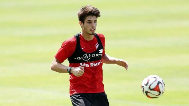 """Lucas Piazon at Eintracht Frankfurt: """"Perhaps I'll stay forever"""""""