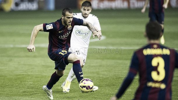 Albacete - FC Barcelona B: puntuaciones FC Barcelona B, jornada 36 de Liga Adelante