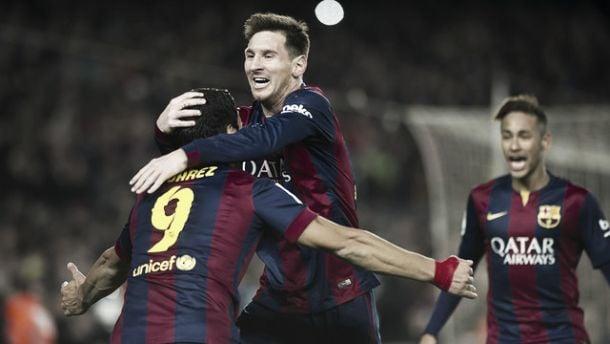 Em jogo disputado, Barcelona leva a melhor diante do Atlético de Madrid e se isola na vice-liderança