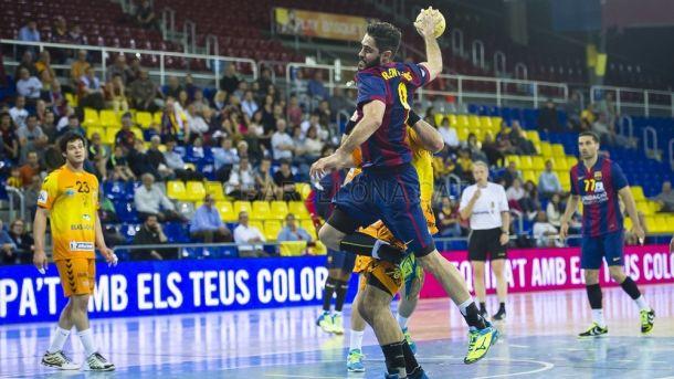 El Barcelona sigue a lo suyo