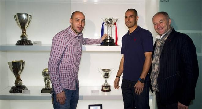 El Museo del Barça ya tiene la Copa de España de Logroño