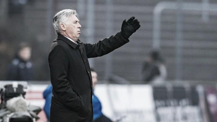 """Ancelotti enaltece vitória sobre o Darmstadt, mas alerta: """"Podemos fazer melhor"""""""