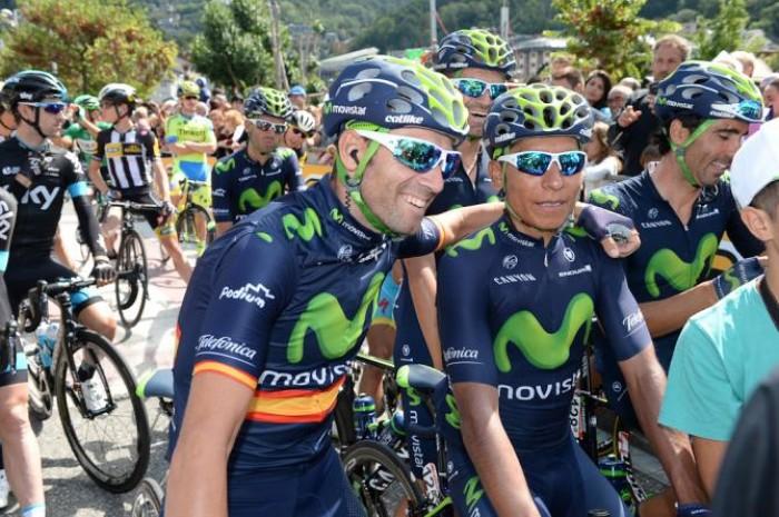 Vuelta a España 2016: ancora Quintana e Valverde, la Movistar insiste sui due capitani