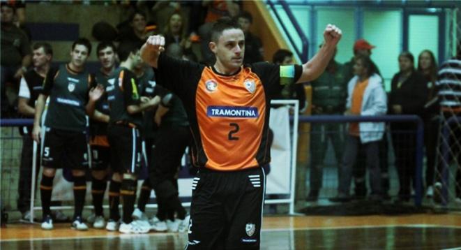 Carlos Barbosa derrota a Montesilvano y se jugará frente a Inter Movistar la Copa Intercontinental