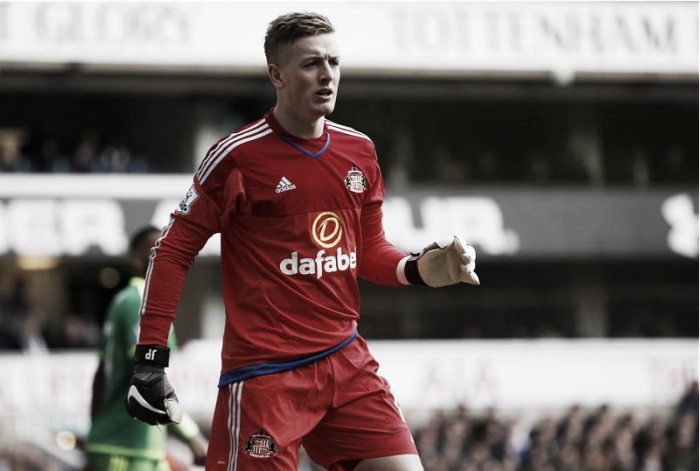 Should Jordan Pickford be handed the number one shirt at Sunderland next season?