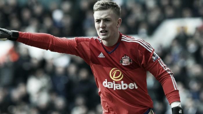 What should Sunderland do with Jordan Pickford?