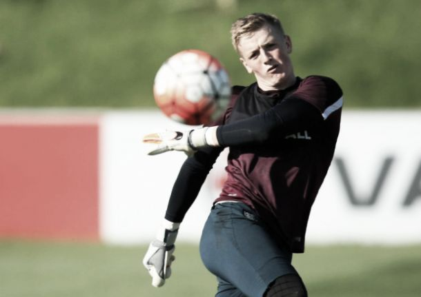 Pickford close to clean sheet record
