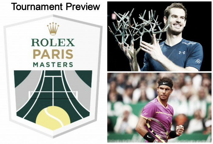 ATP Rolex Paris Masters preview