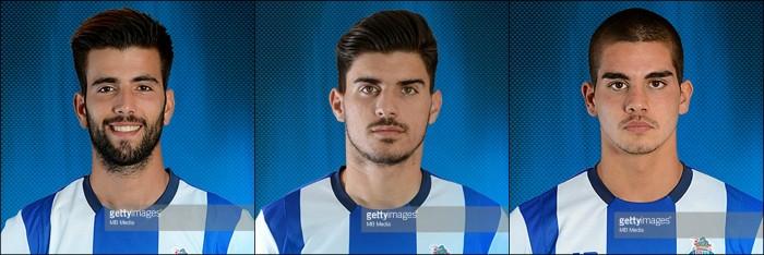 FC Porto: formação azul e branca emerge