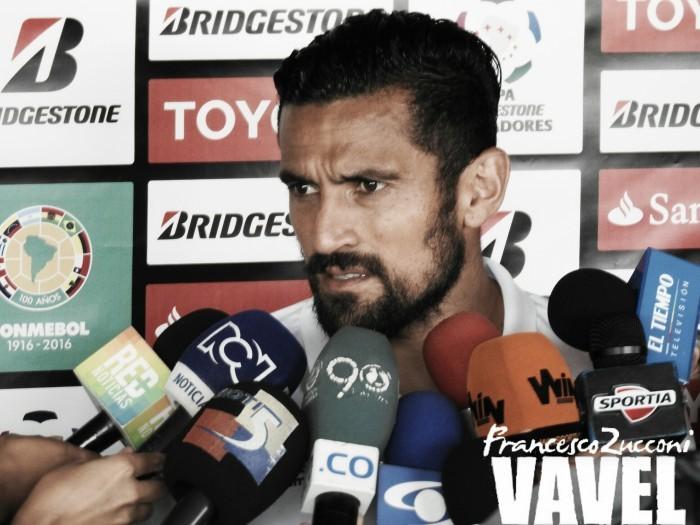 """Andrés Pérez: """"No pudimos hacer un gol"""""""