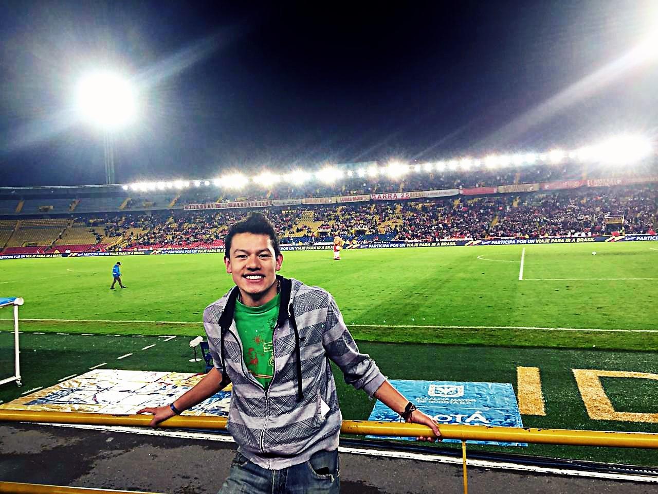 Andres Felipe Suarez