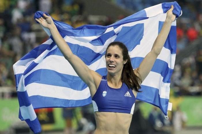 Rio 2016, Atletica: Stefanidi oro nell'Asta, cade la Ayana nei 5000