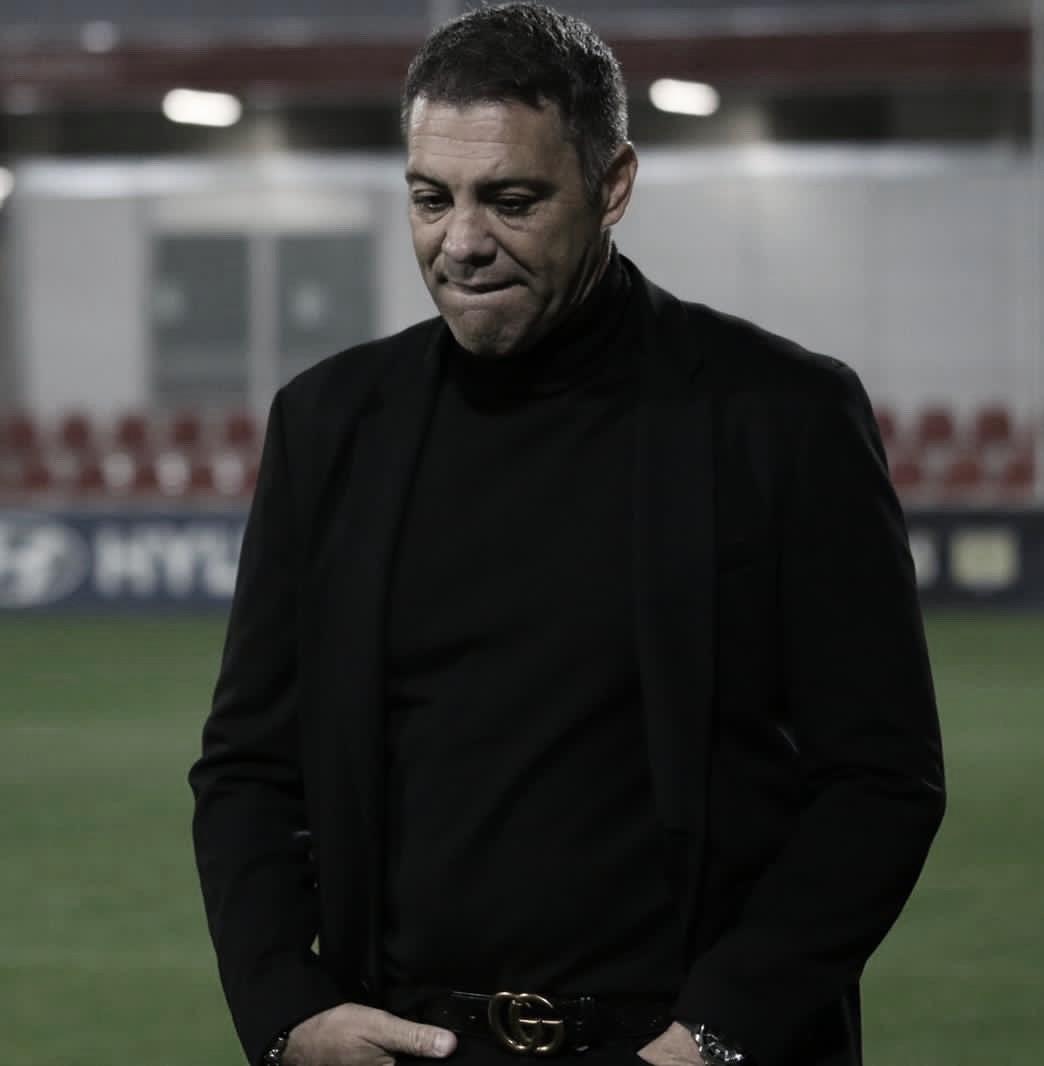 Pier Cherubino dimite como técnico verdiblanco