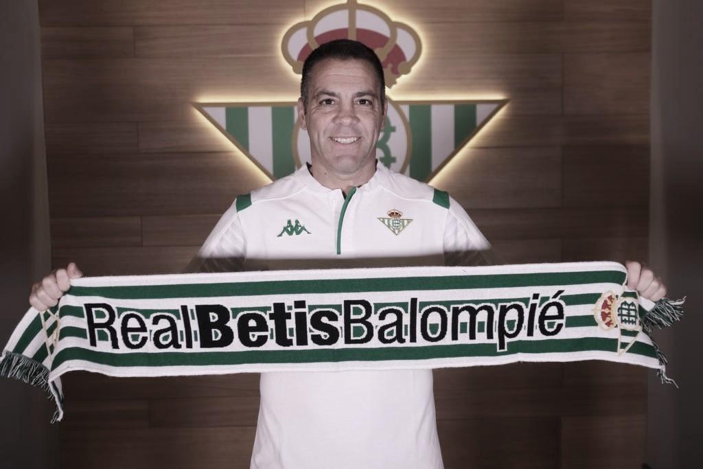 Pier se enfrentará a María Pry en su primera prueba como técnico verdiblanco