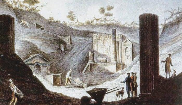 Roque Joaquín de Alcubierre, de Zaragoza a Pompeya