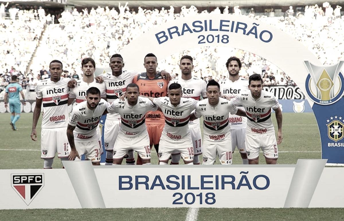 Análise: em jogo morno, São Paulo acusa cansaço e fica no zero contra Ceará na estreia de Everton