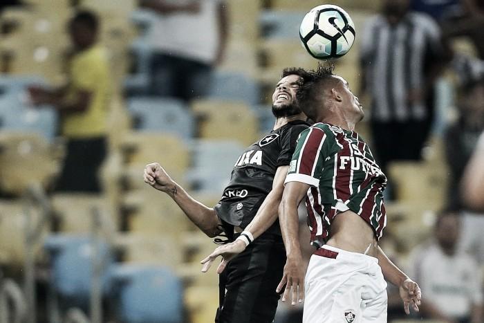 Em busca da primeira vitória, Fluminense e Botafogo fazem clássico na Taça Guanabara