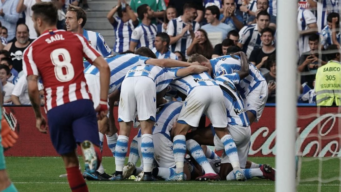 Previa Atlético de Madrid - Real Sociedad: Ganar para asegurar