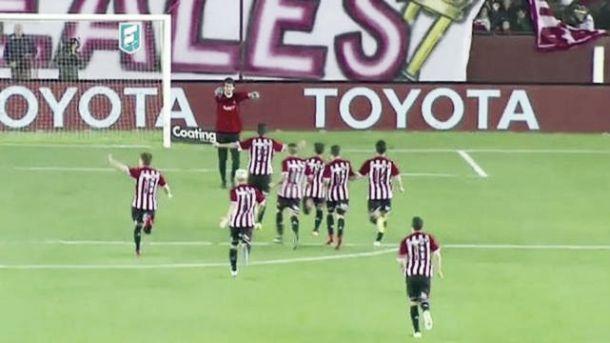 El Pincha sigue en la Copa Argentina
