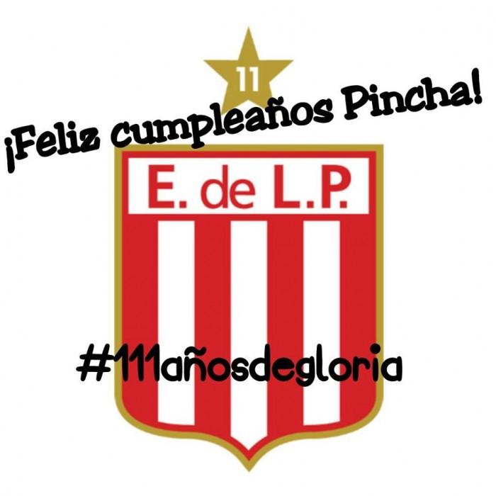 ¡Feliz cumpleaños Pincha!