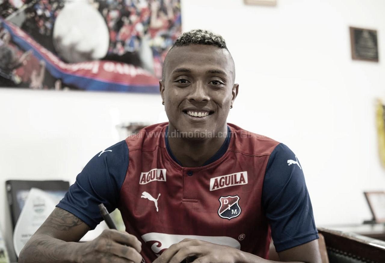 Jean Carlos Pineda, nuevo jugador del Independiente Medellín