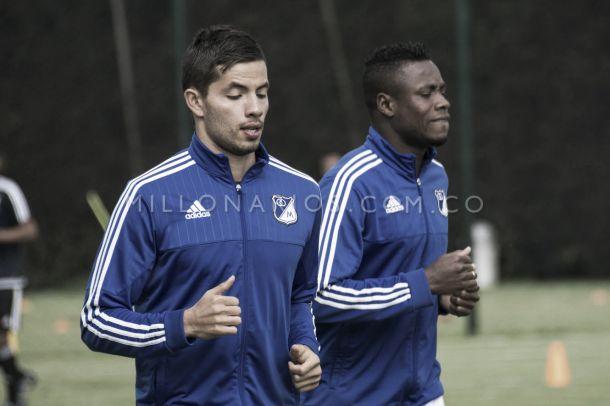 """Felipe Pineda: """"Soy hincha de Millonarios, soñaba jugar en el equipo"""""""