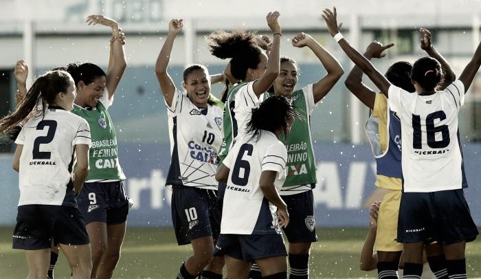 Pinheirense goleia Caucaia e está na final do Brasileirão Feminino