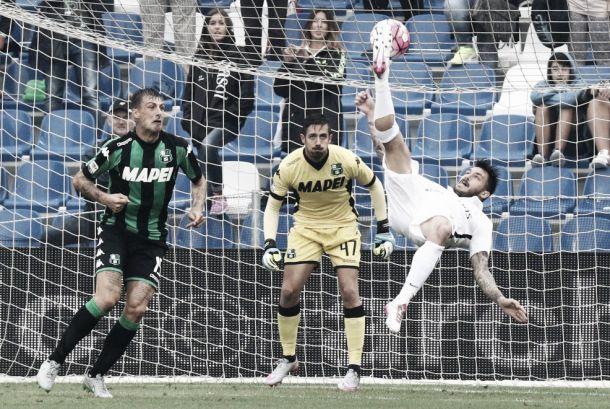 Sassuolo-Atalanta termina 2-2, ma è la fiera dello spettacolo e degli errori