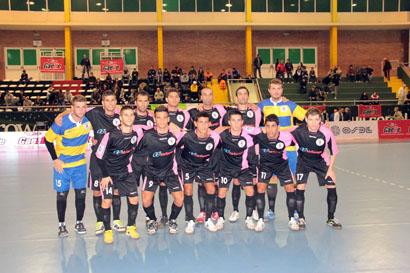 "Air Europa Fisiomedia Manacor acaba quinto el torneo ""Match Play"""