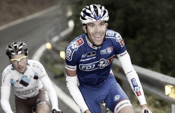 "Thibaut Pinot: ""Me monto en la bicicleta para ganar"""