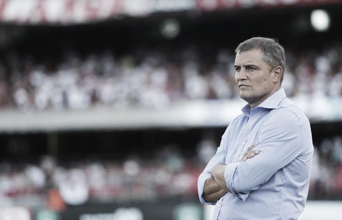 """Aguirre fala sobre expectativa para Campeonato Brasileiro: """"Todo jogo é decisivo"""""""