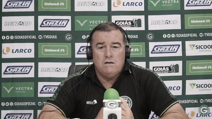 Pintado não esconde frustração após empate do Goiás com o Londrina