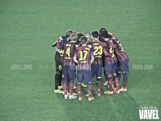 Resumen temporada del FC Barcelona B 2013/2014: se repite la mejor clasificación histórica