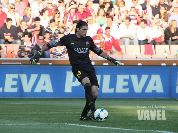 FC Barcelona 2013/14: José Manuel Pinto