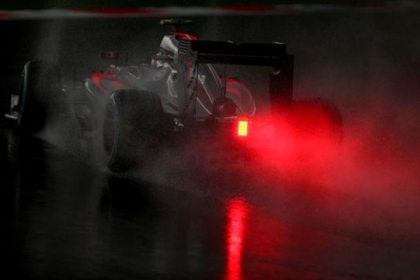 F1, Temporale a Austin: FP2 annullate!