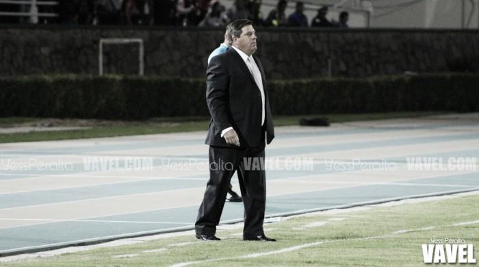 """Miguel Herrera: """"Tenemos que salir a ganar"""""""