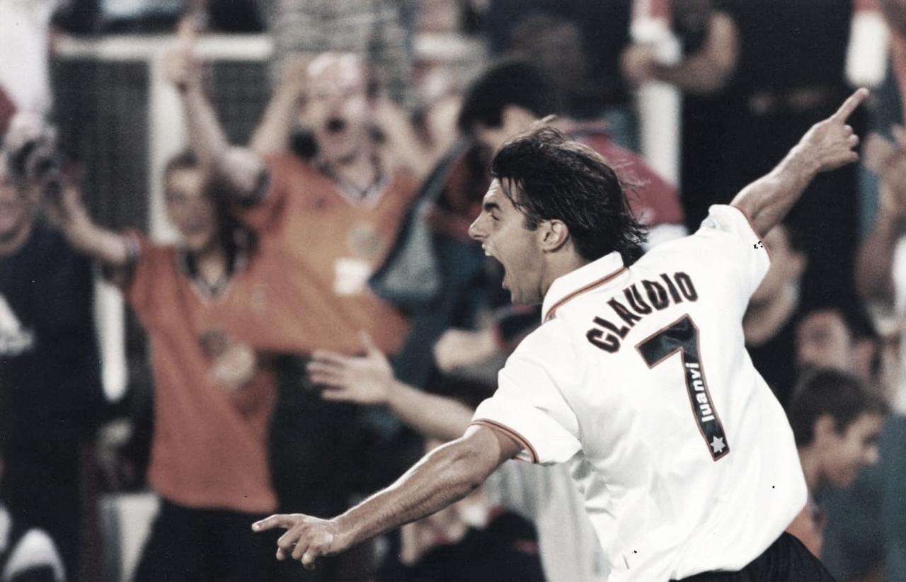 Dos goles valencianistas entre los mejores de la historia de la Champions