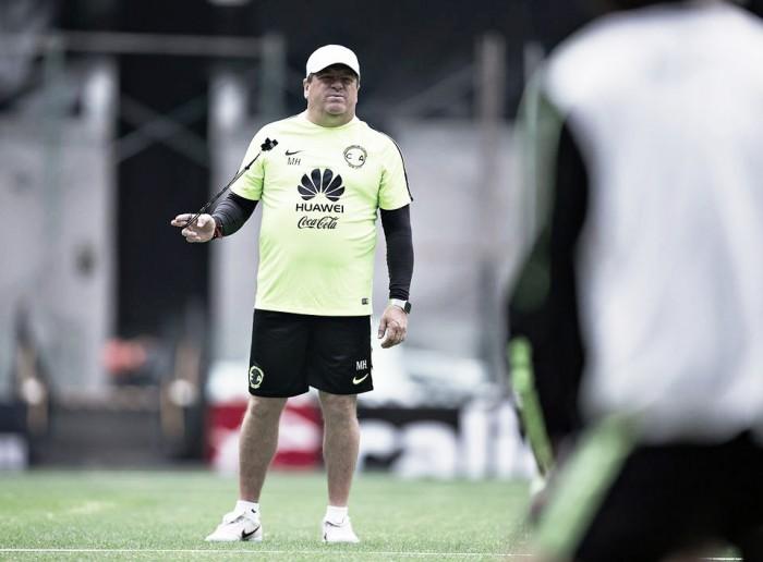 Miguel Herrera ve complicado que Oribe tenga participación en Copa Oro