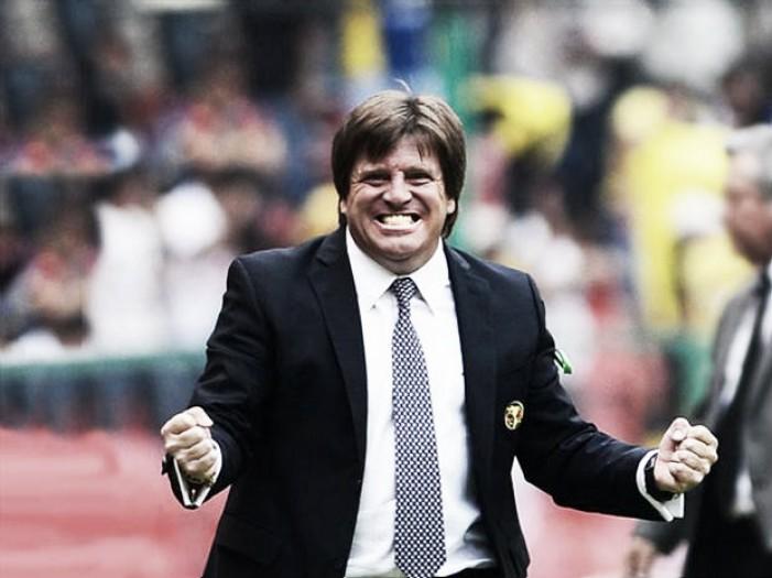 #ÚltimaHora Miguel 'ElPiojo' Herrera es oficialmente el DT del América