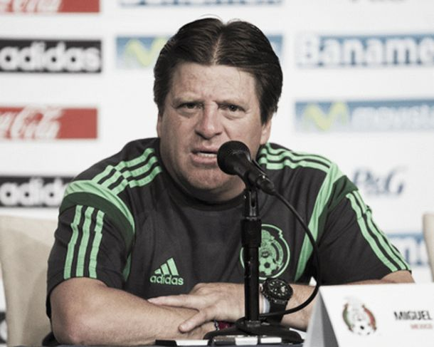 Miguel Herrera no descarta a Yarbrough